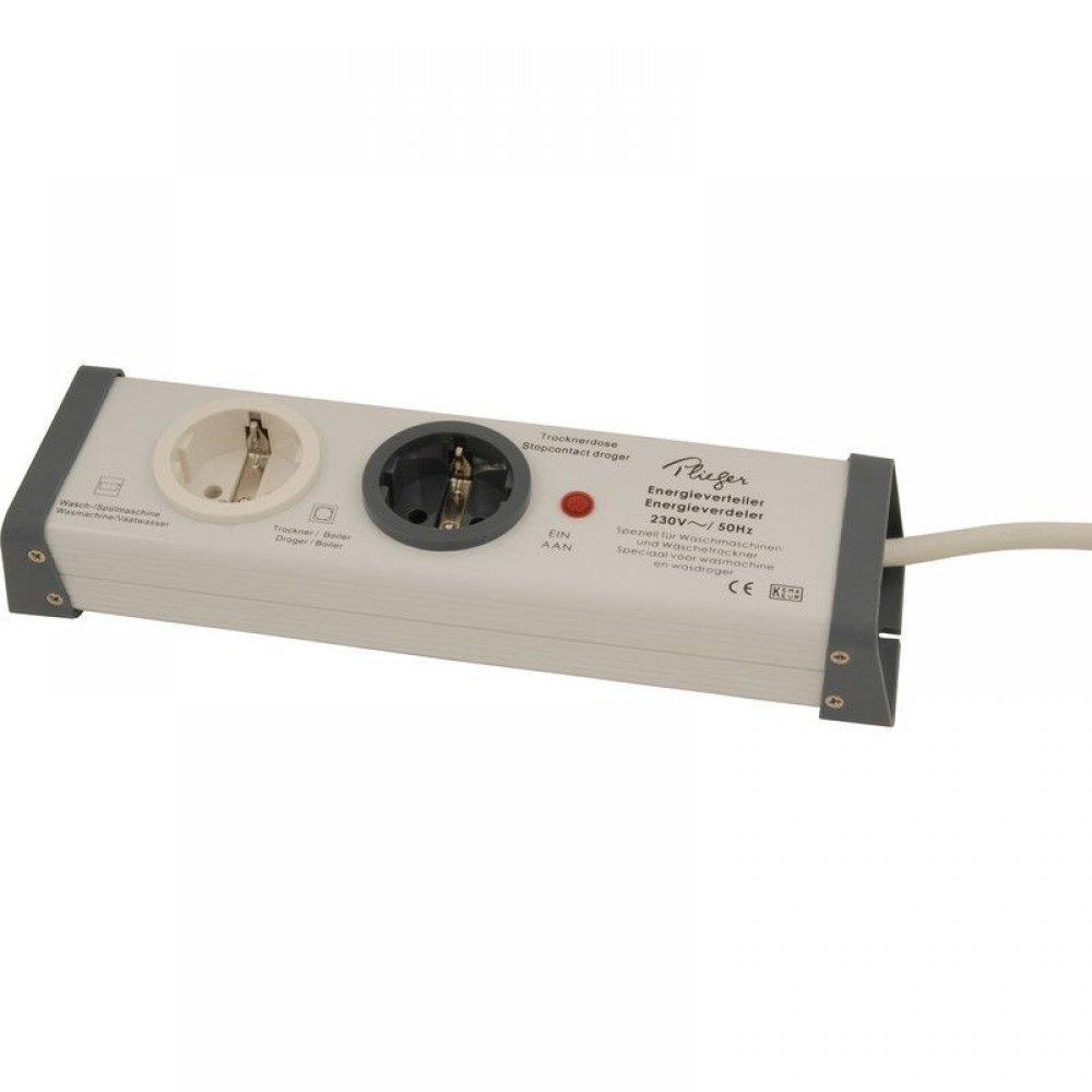 Schakelaar wasmachine en droger elektronisch combiregelaar