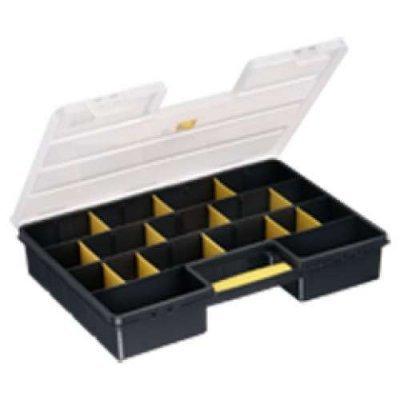 Stanley assortimentsdoos 1-92-762 kunststof 460 mm 25 vaks