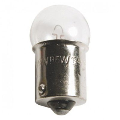 Autolamp gloeilamp 5 wat bol ba 15s