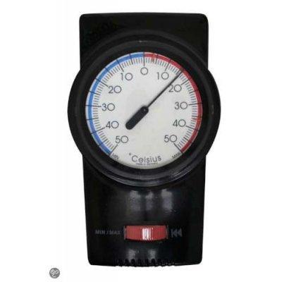 Hendrik jan thermometer mini maxi rond