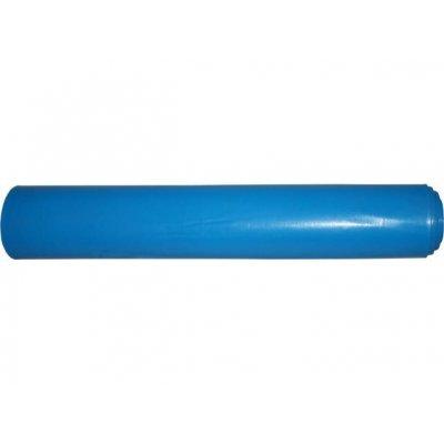 Vuilniszakken huisvuil 70x100cm blauw rol 20 stuks