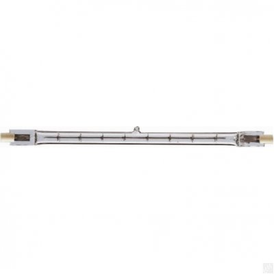 Keraf halogeenlamp tweekneeps 1000 watt r7s 189mm