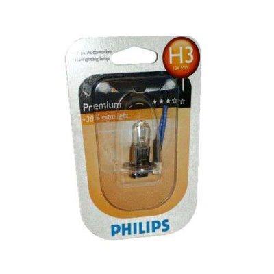 Philips premium Autolamp h3 55 watt