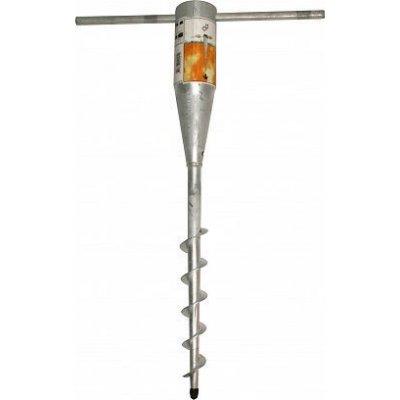 schroefpaalhouder gegalv 43-50mm